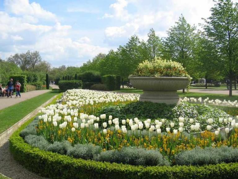 Regent's Park Flowers | © Umezo KAMATA/Wikicommons