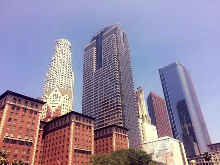 Downtown LA Skyscrapers | © Jasmine Ashoori