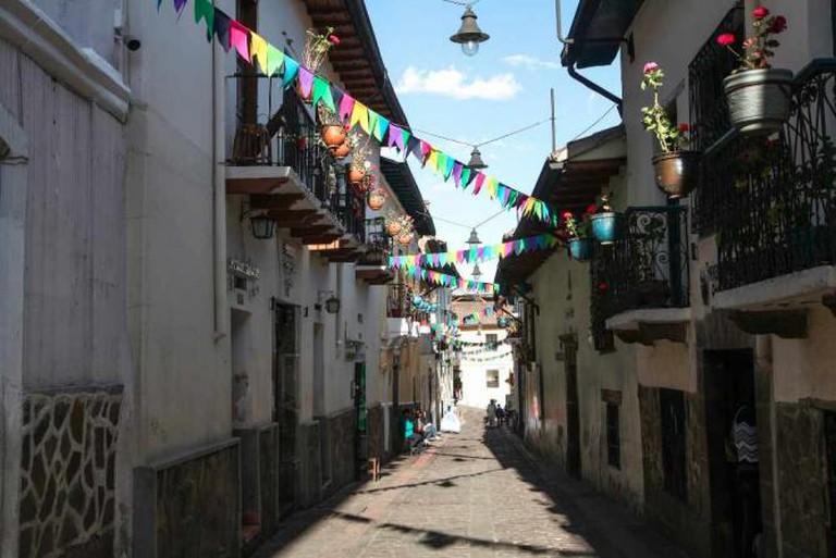 A street in La Ronda | © amalavida.tv/Flickr