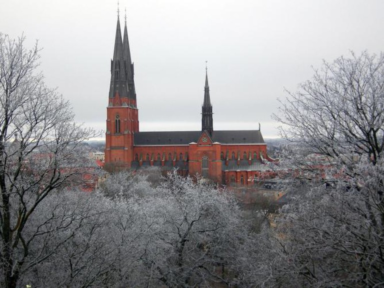 Uppsala Cathedral l © Wilson44691/WikiCommons