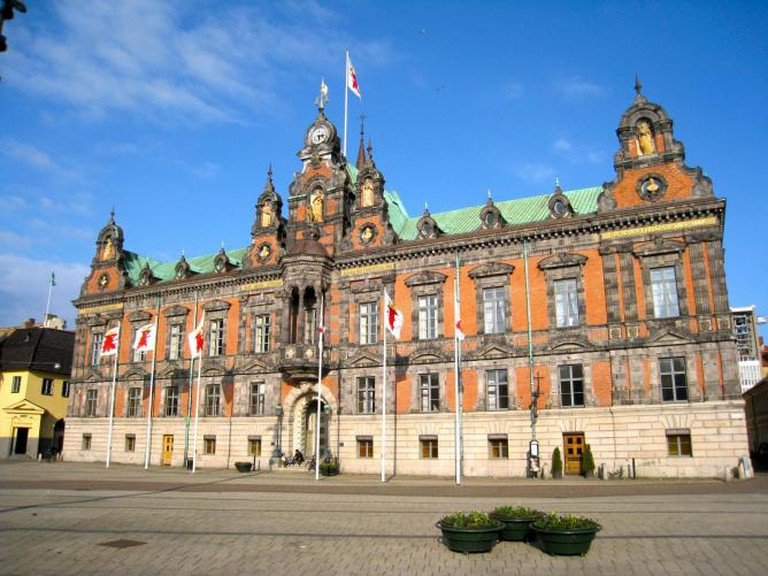 Malmö city hall I