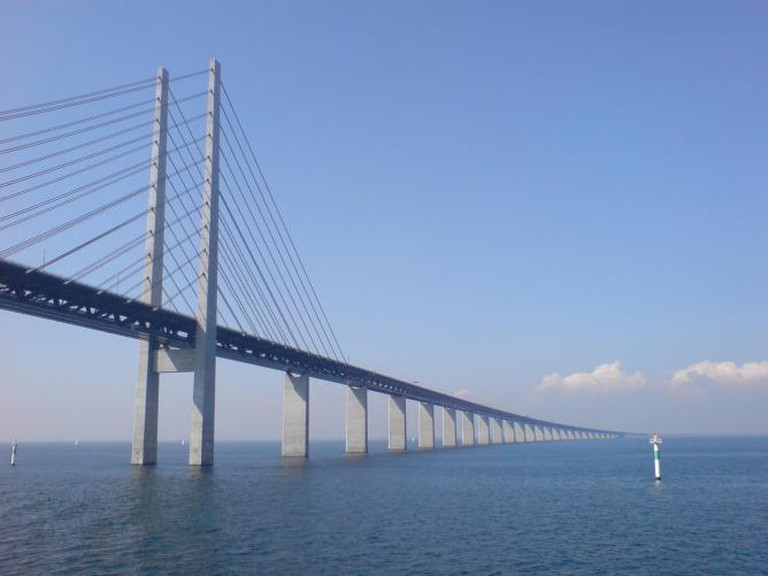 Öresund bridge I