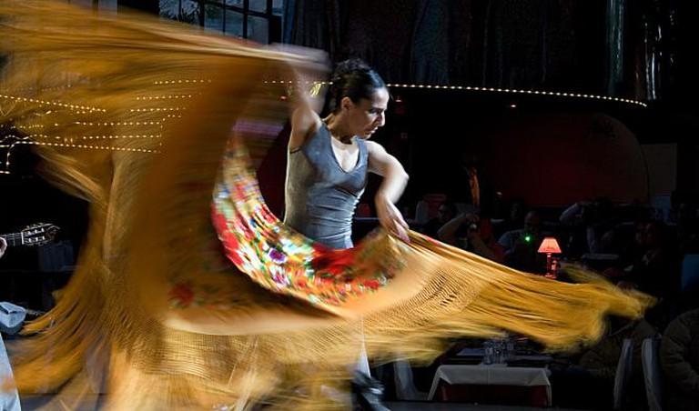 Flamenco | © Aitor Aranda/Flickr