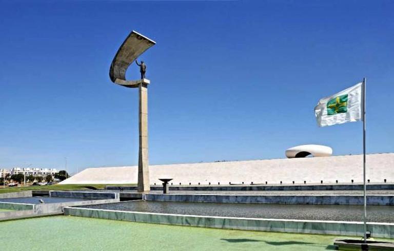 Juscelino Kubitschek Memorial © Cayambe/WikiCommons