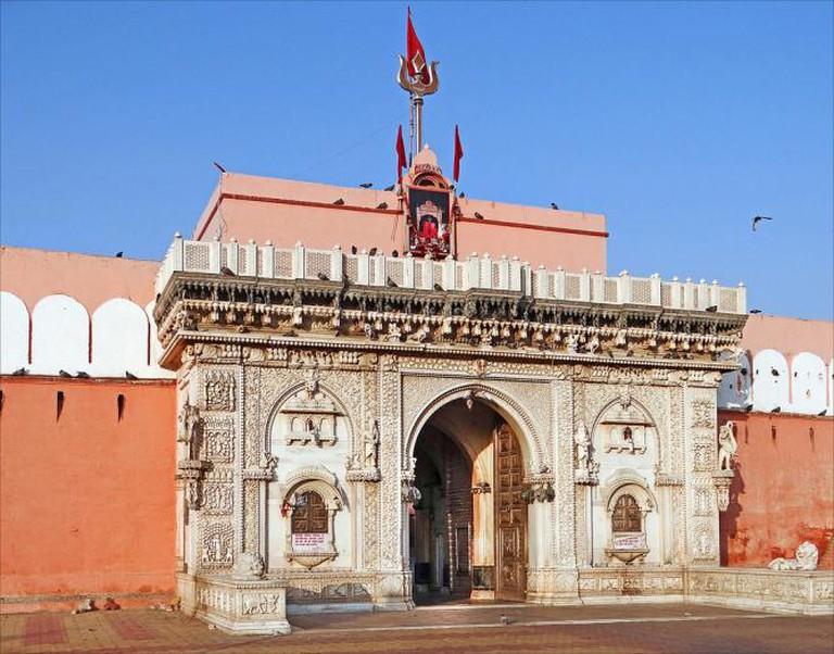 Karni Mata Temple | © Jean-Pierre Dalbéra/Flickr