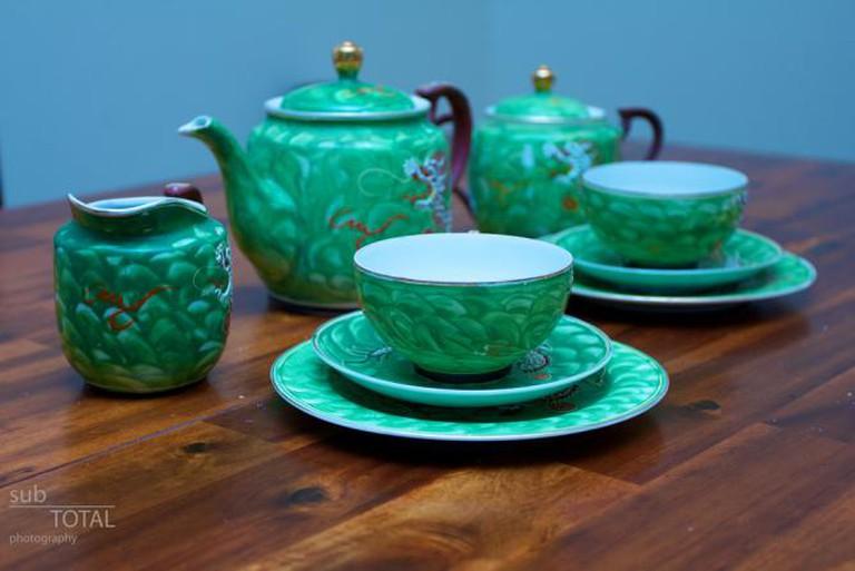 Japanese tea | © Aaron Stidwell/Flickr