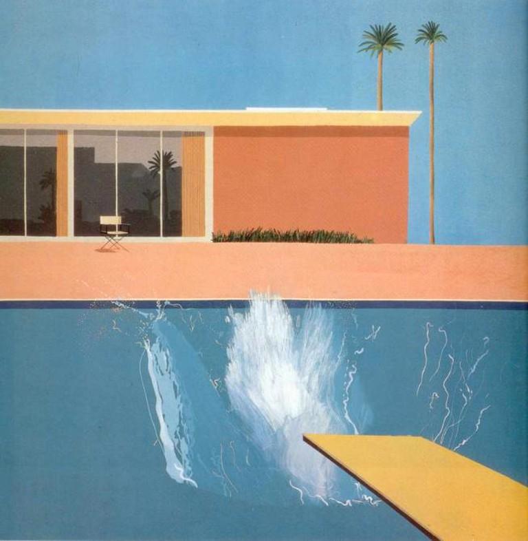 A Bigger Splash (1967)