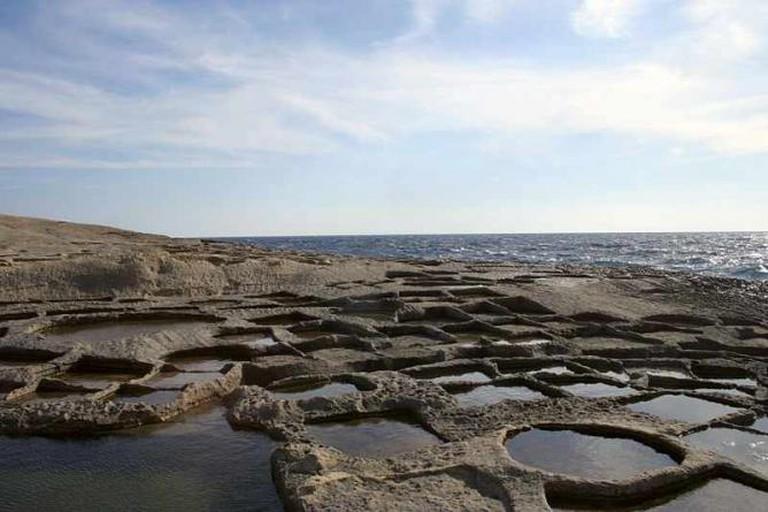 Gozo's Salt Pans