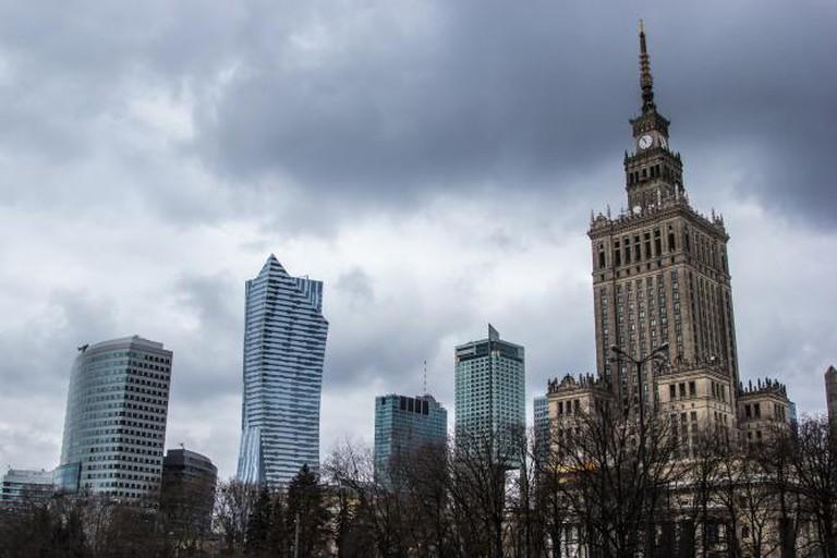 Warsaw | © Juan Salmoral/Flickr