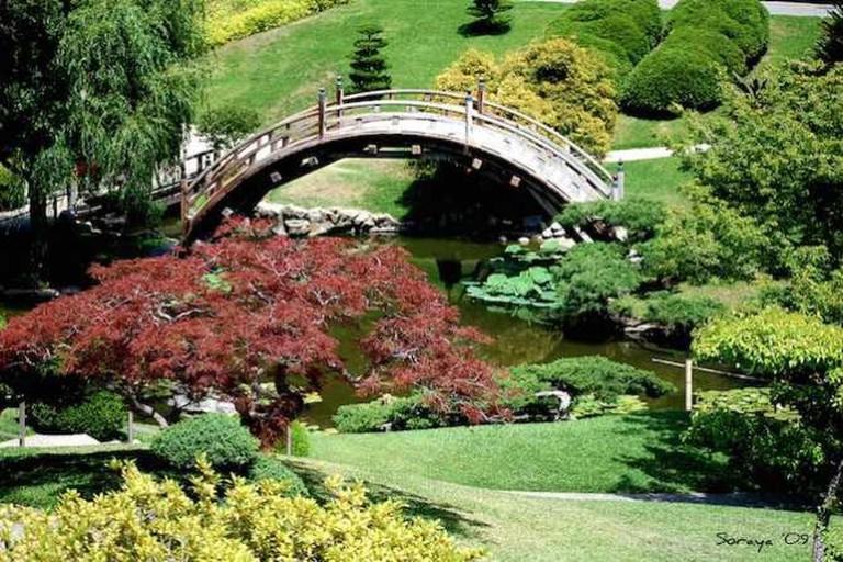 Japanese Garden at The Huntington Library | © Soraya S./Flickr