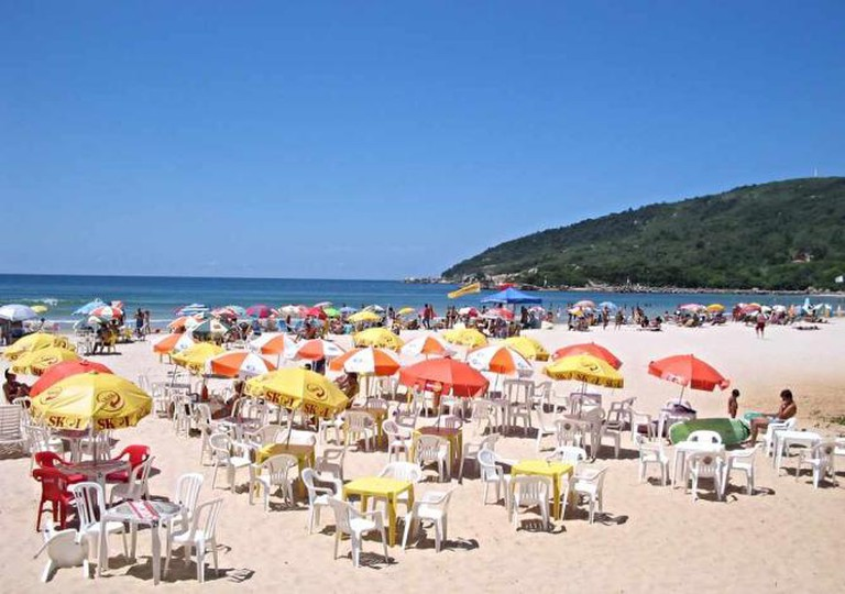 Vereda Tropical, Praia da Barra da Lagoa © Eduardo Cuducos/Flickr