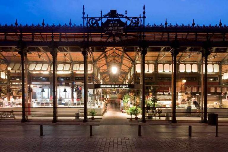 Mercado San Miguel   ©Courtesy of Mercado San Miguel