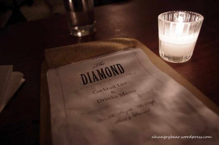 The Diamond | © WinnieSo/Flickr