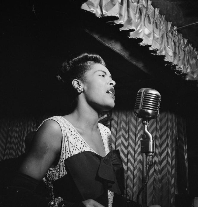 Billie Holiday | © William P. Gottlieb/WikiCommons