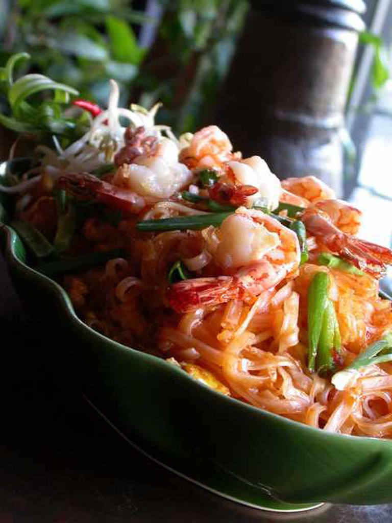 Traditional Pad Thai Noodles | © Thai House Group /Flickr