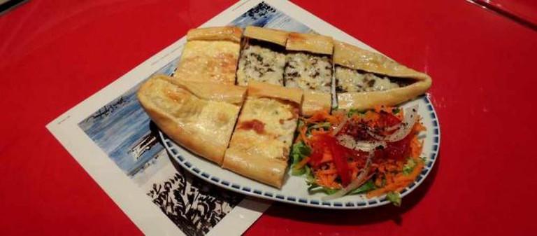 Image courtesy of Dervixe Restaurant
