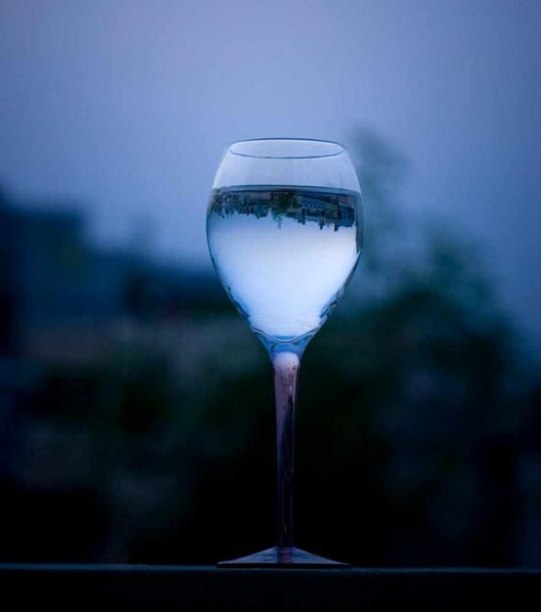 Wine glass | © Prabhu B Doss /Flickr