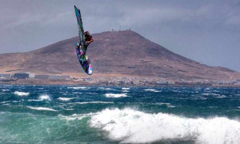 El Gran Canaria Wind&Waves Festival 2012