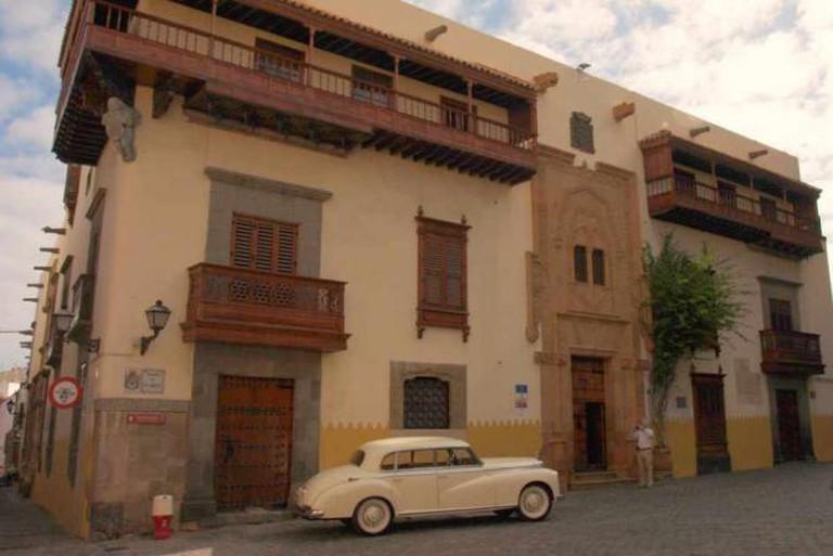 La Casa Museo de Colon