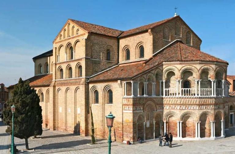 Basilica di Santa Maria e San Donato | © François Philipp/Flickr