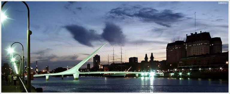 Puerto Madero, Buenos Aires © danorbit./Flickr