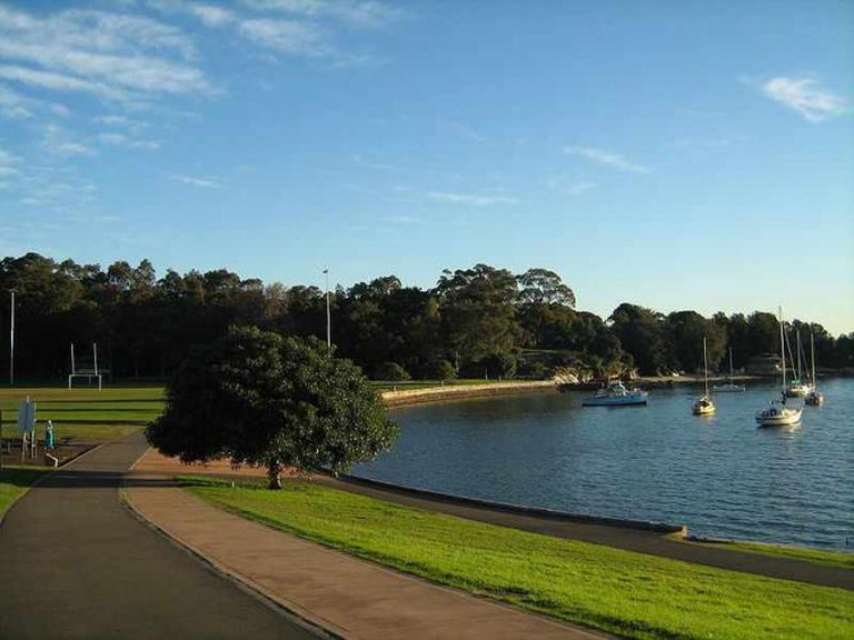 King george park and foreshore