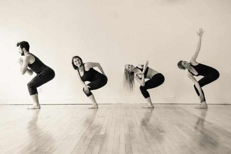 Moksha Yoga Uptown | Courtesy of Moksha Yoga Uptown