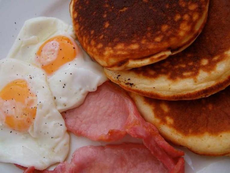 American Breakfast | © Jessica/WikiCommons