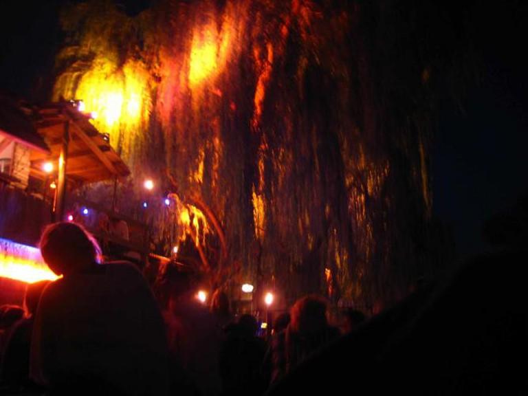 Club der Visionaere at night © Paul Irish/Flickr