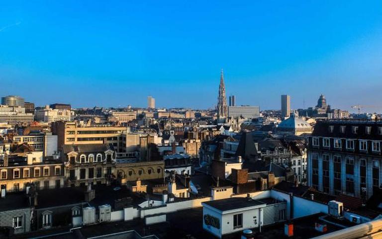 View from the top of Parking '58 | © Ioanna Sakellaraki