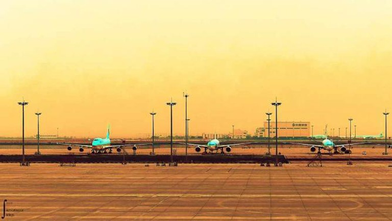Incheon International Airport © Richard, enjoy my life!/Flickr