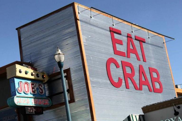 Joe's Crab Shack on Fisherman's Wharf | © Travis/Flickr