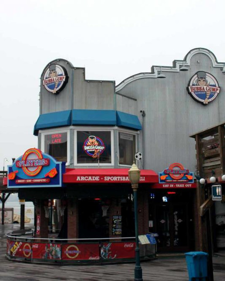 Bubba Gump Shrimp Co. on Pier 39 | © Prayitno / Thank you for (7 millions +) views/Flickr
