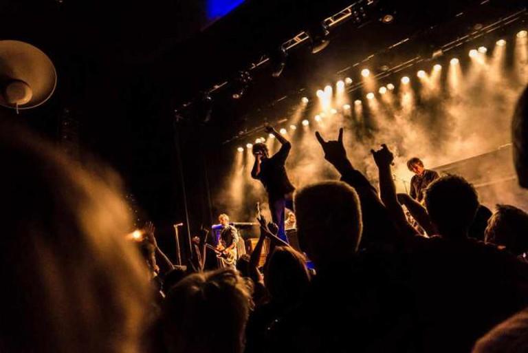 Concert at Sentrum Scene