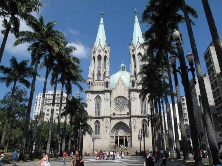 Catedral de Se de São Paulo © S. M./WikiCommons
