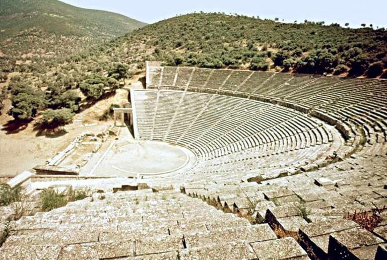The theater at Epidarus