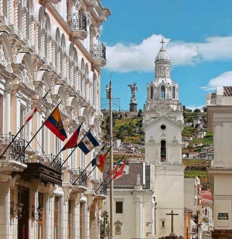 Quito, Ecuador | (c) skylark/Pixabay