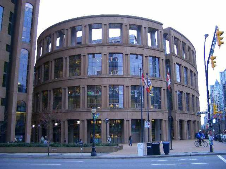 Vancouver Public Library | © Dora/WikiCommons