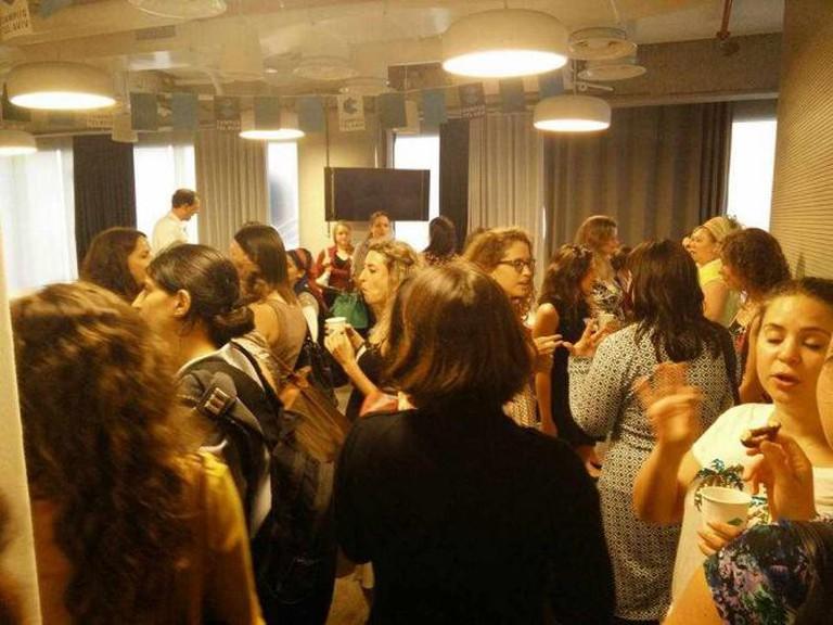 Women in Wireless Networking event