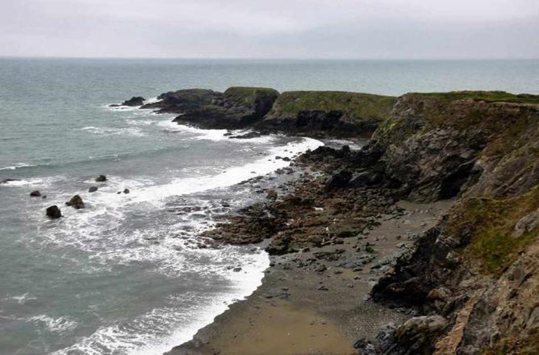 Photograph of the Copper Coast