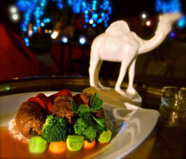 Camel Steak | Courtesy of Bordiehn's