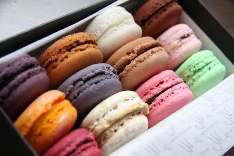 M Le Macaron