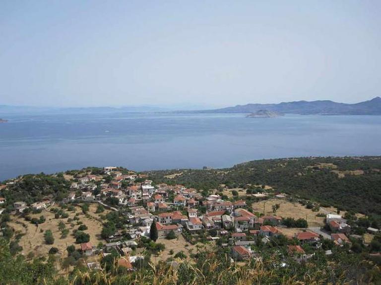Overview of Kounoupitsa | © Matti/WikiCommons