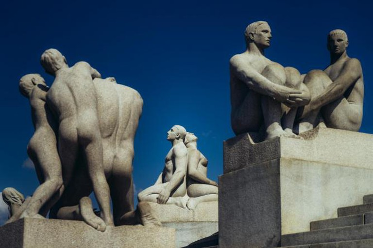 The Vigeland installation at Frogner Park | © Benson Kua/Flickr