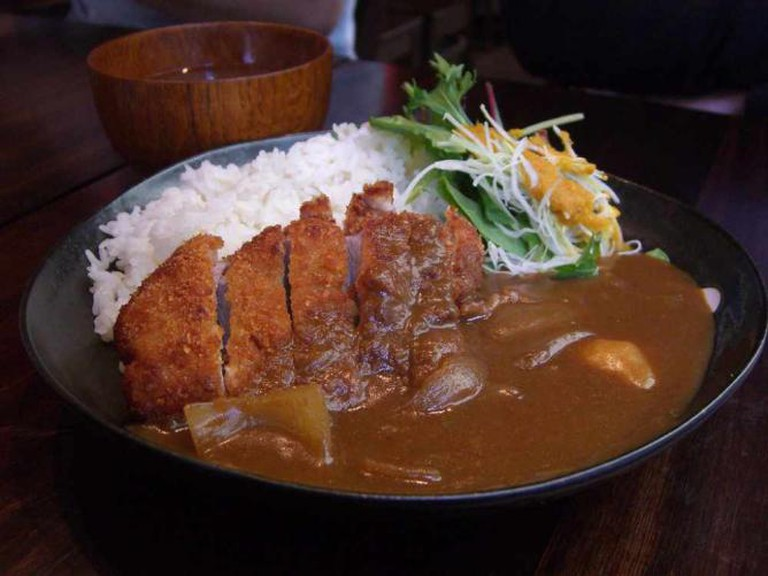 Japanese Katsu Curry | © Alpha/Flickr