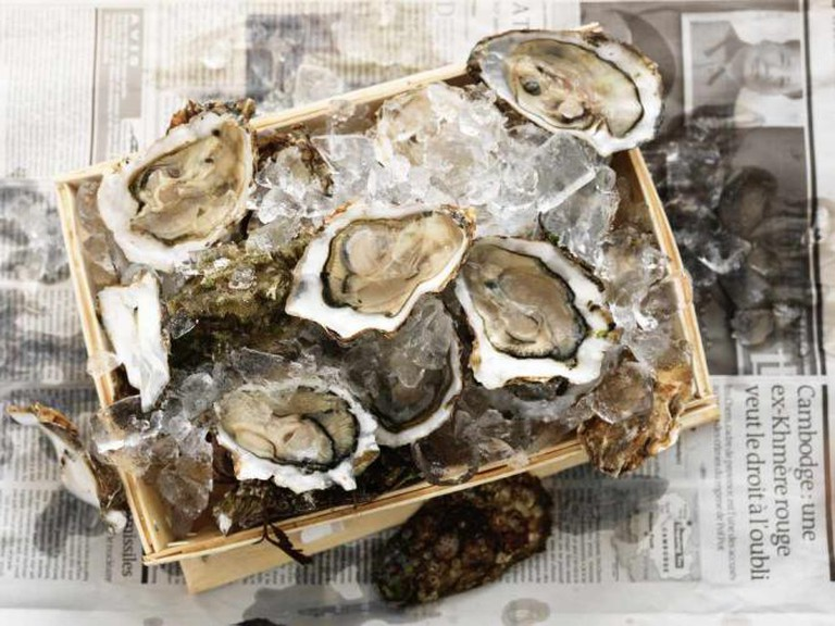 Oysters | Courtesy of B.A.R.