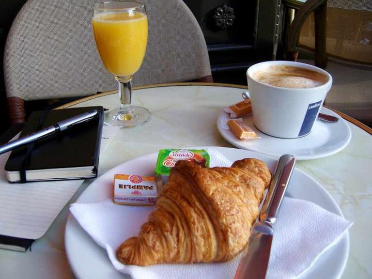 French breakfast   © Ann W/Flickr
