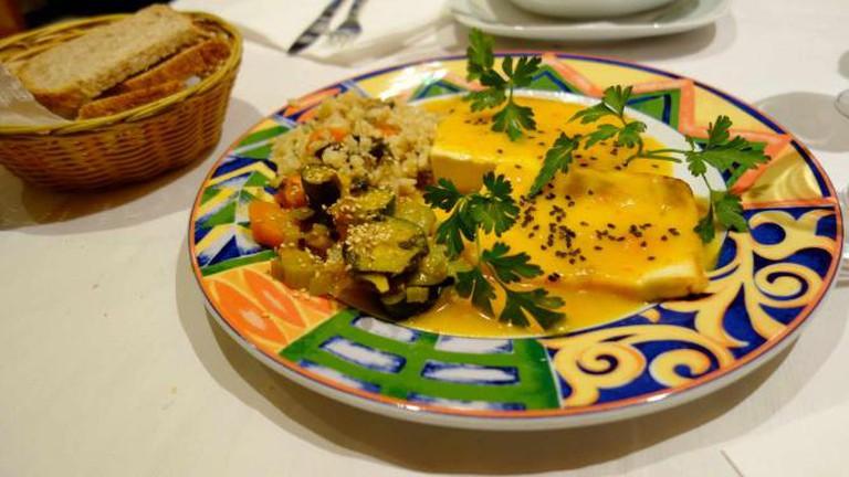 Restaurante vegetariano Artemisa | © Rosa G./Flickr