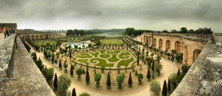 Château de Versailles - L'Orangerie - 26-05-2007 - 17h31   © Panoramas/Flickr