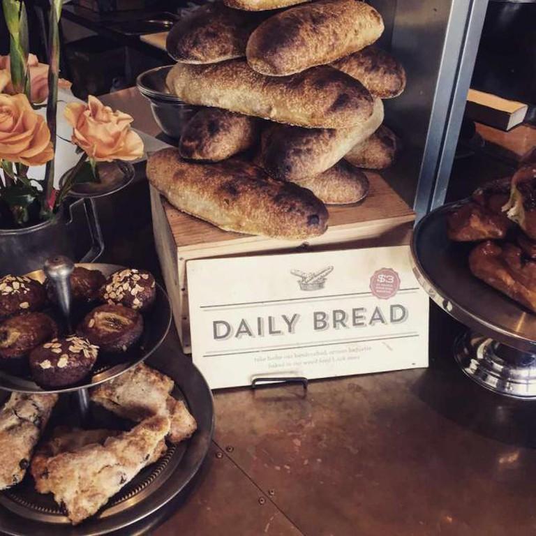 Phoenix Public Market Baked Goods | Courtesy of St. Francis